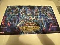 YU-GI-OH THE NEW CHALLENGERS SNEAK PEEK MAT BRAND NEW MINT NECH MAT
