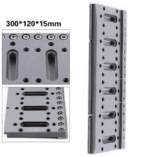 Wire Edm Fixture Board Fixture Jig Tool Holder for Level Clamping 300x120x15mm