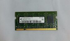 Mixed Laptop Memory Lot of 29 512MB 2Rx16 PC2-4200S SAMSUNG, HYNIX, MICRON, ect