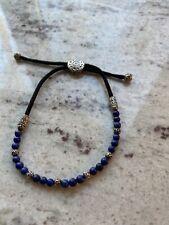 bracelet Blue Sterling Silver john hardy mens Bead