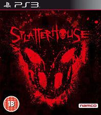 SplatterHouse PS3 *in Excellent Condition*