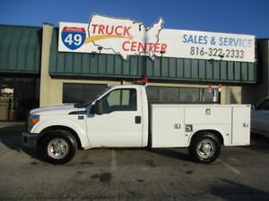 2011 Ford F-250 Reg. Cab  9' Utility Truck