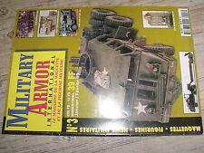 µµ Military Armor n°3 Porte Char M25 Tracteur UNIC P107 BU Gulaschkanone