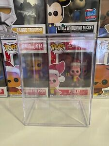 """FUNKO POP PROTECTOR HARD STACK (ONLY)_(PLASTICK) SIZE 4"""" NEW"""