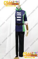Devils and Realist Camio Cosplay Costume with cape anime outfit