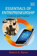 Essentials of Entrepreneurship: Evidence and Practice, , Robert A. Baron, Accept