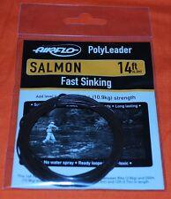 Airflo Polyleader Salmon / Steelhead NEW  ~ 14' Fast Sinking