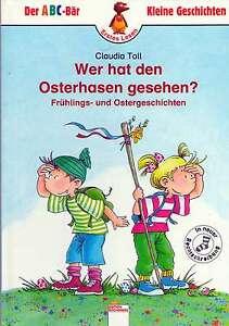 Osterhasen-Buch - Kinderbuch - Neu - Erstes Lesen