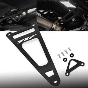 For YAMAHA YZF-R3 YZF-R25 2015 2021 Motorcycle Rear Foot Rest Blanking Plates