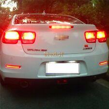 Car LED Brake Light, Rear Fog Lamp, LED Rear Bumper Light for Chevrolet Malibu