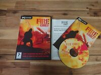 Fire Chief (PC GAME) Original UK Release Complete With Manual & Key