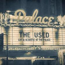 The Used - Live And Acoustic At The Palace (NEW CD+DVD)