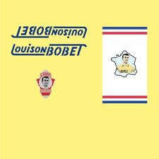 Louison Bobet Bicycle Decals, Stickers n.550
