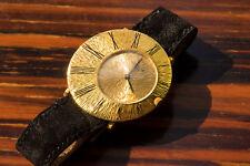 Very Rare Patek Philippe 1960s Gilbert Albert Prototype Asymmetrical Wristwatch