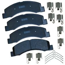 Disc Brake Pad Set-Stop Ceramic Brake Pad Front Bendix SBC824