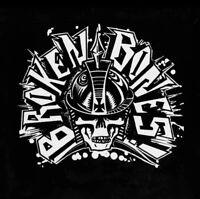 BROKEN BONES - BROKEN BONES BOX-SET 3 CD NEUF