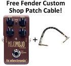 New TC Electronic MojoMojo Overdrive Guitar Effects Pedal! Mojo