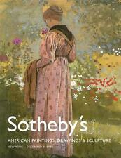 Sothebys /// Imp. American Paintings Kensett Post Auction Catalog 2003