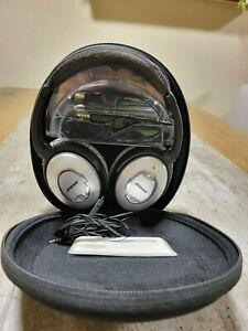 Bose QC15 QuietComfort 15 Acoustic Noise Cancelling Headphones Good Condition BT