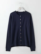 Boden Favourite Crew Cardigan Navy Blue Size L LF170 MM 01