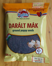 Hungarian poppy seeds - ground blue poppy seeds for cooking 200g / 7 oz