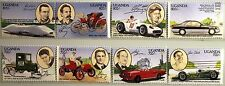 Uganda 1994 1308-15 ford mercedes benz automóviles vintage Classic Cars coches mnh