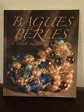 Livre Bagues en perles de rocaille (travaux manuels)