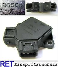 Drosselklappenschalter BOSCH 0280122005 Ferrari 456 Potentiometer original