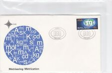 Namibia SWA 534 FDC METRISCHES SYSTEM METRICATION SOUTH WEST AFRICA WORLD WELT