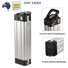 X-GO 24V 10AH Li-ion Lithium Battery Pack for 200W Electric Bicycles E-Bike AU