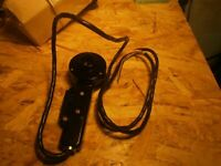 USSR Pilots Military Aviation MICROPHONE Vintage 1979