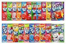 Kool aid variety pack 8 assorted American soda sachets. Free UK Delivery.