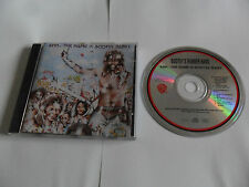 Bootsy's Rubber Band - Ahh...The Name Is Bootsy, Baby (CD) GERMANY Pressing