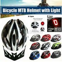 Ultraleicht Helm MTB Fahrrad Licht Fahrrad Straße Sicherheit Sport Sonne Neu