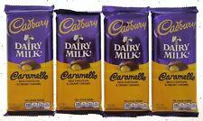 Cadbury Caramello Lot of 4 Candy Bars 4oz each Chocolate Caramel  Bar