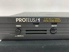 Proteus/1 Multi Timbral Digital Sound Module