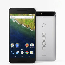 Huawei Google Nexus 6P (H1512) 64GB Factory Unlocked - 4G LTE Smartphone Silver