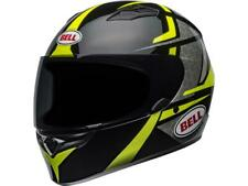 Casque intégral moto BELL Qualifier Flare Gloss Black/Hi Viz