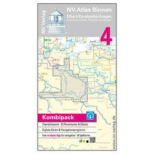 NV. Binnenband 4 - Elbe & Kanalverbindungen # CD NV digitale Seekarte Binnen See