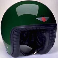 Caschi verde da donna per la guida di veicoli vetroresina