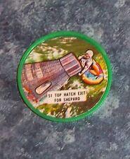 Dare Foods ,Krun-Chee ,Gordon's Krun-Chee  Space Coins 1960's # 51Top Hatch Exit
