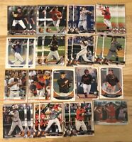 x57 LOT Ryan Mountcastle Grayson Rodriguez Means etc. (1st Bowman) Orioles RC