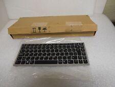 New Lenovo French Canadian Keyboard 25011671 IdeaPad G470 G475 T2T7-FrEn