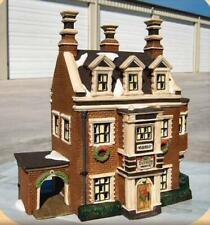 Dept 56 Dickens Village Series Dursley Manor Christmas ~ Mint in Box!