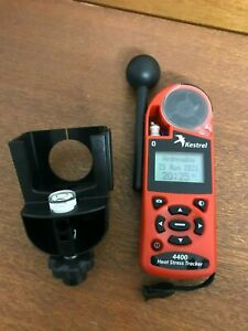 Kestrel Heat Stress Tracker 4400 with Bluetooth