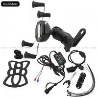Phone Sport Camera Navigation GPS Bracket Fr Yamaha FZ1 FZ6 FZ8 N/S XJR1200/1300