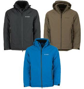 Snugpak Torrent Waterproof Insulated Jacket - Warm Low Temp Rain Coat -10°C