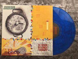 GFA Jawbreaker 24 Hour * BLAKE SCHWARZENBACH * Signed Record Album PROOF COA