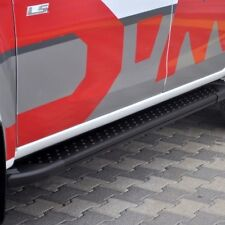 VOLKSWAGEN T5 03-15, MARCHE-PIEDS ALU PICOTS ANTIDERAPANTS, CHASSIS LONG