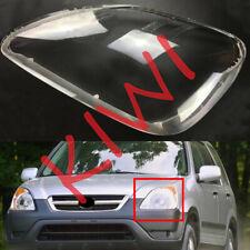 1PCS Left Side Headlight Cover Clear PC + Glue for Honda CRV 2005-2006